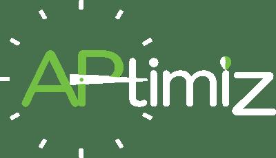 logo Aptimiz blanc